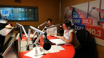 Interview on SKAI 100,3