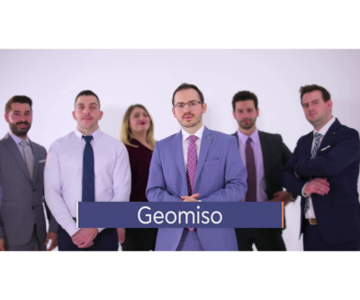 Article on trikalanews.gr about the new distinction of the Geomiso company!