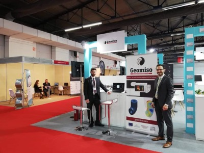 Geomiso at the Infacoma & Aquatherm Athens 2019